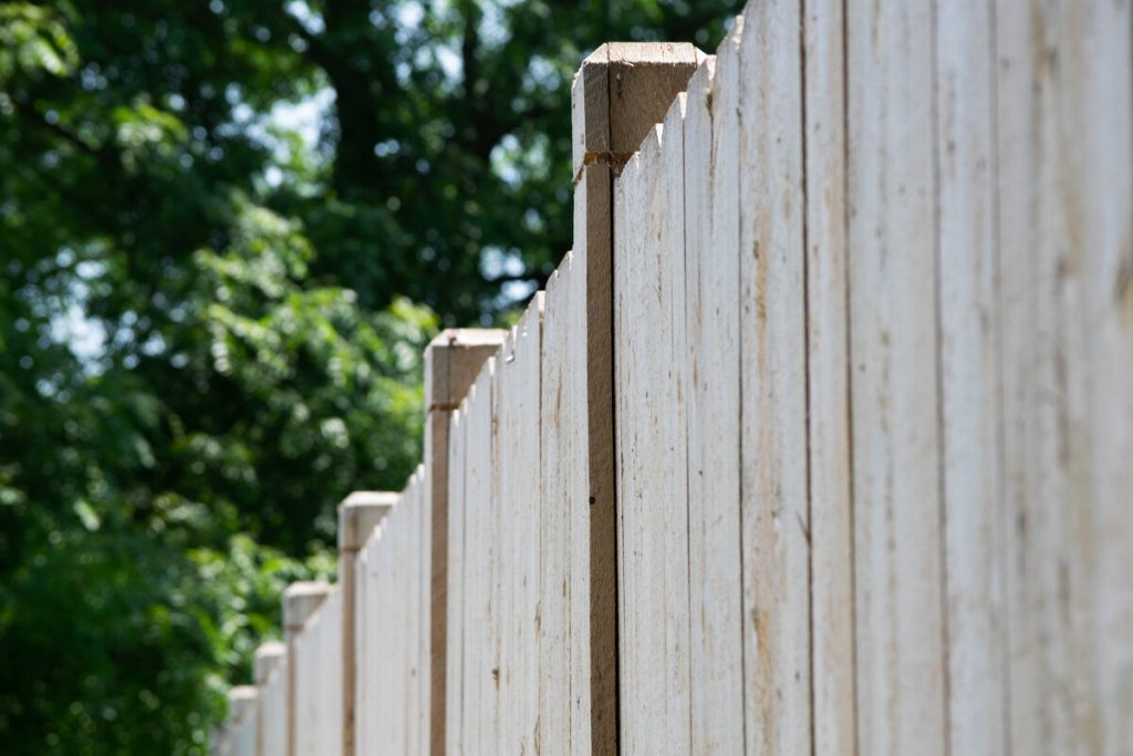 cedar fencing repairs