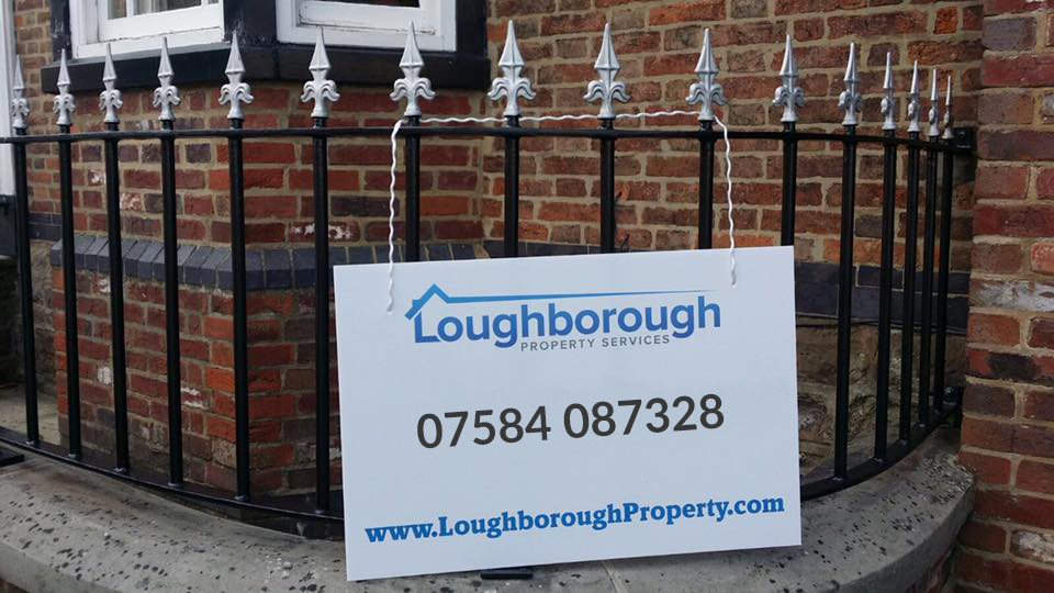 Loughborough Property Services banner